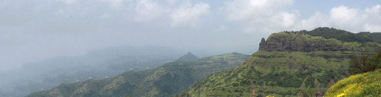 Matheran hill station is 2625ft above the sealevel & Matheran toy train Journey is very enjoyable